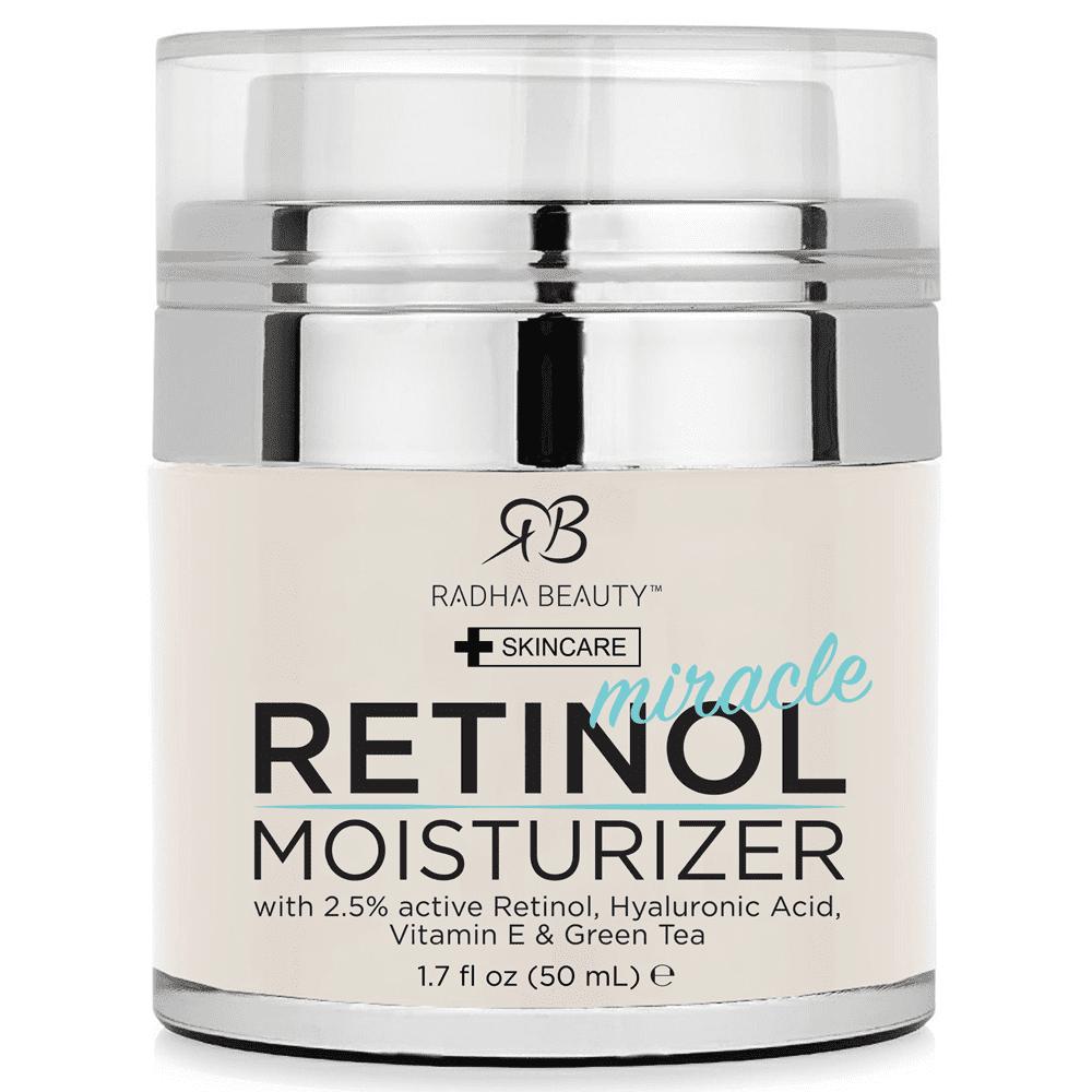 Radha Beauty - Radha Beauty Retinol Moisturizer Cream for ...