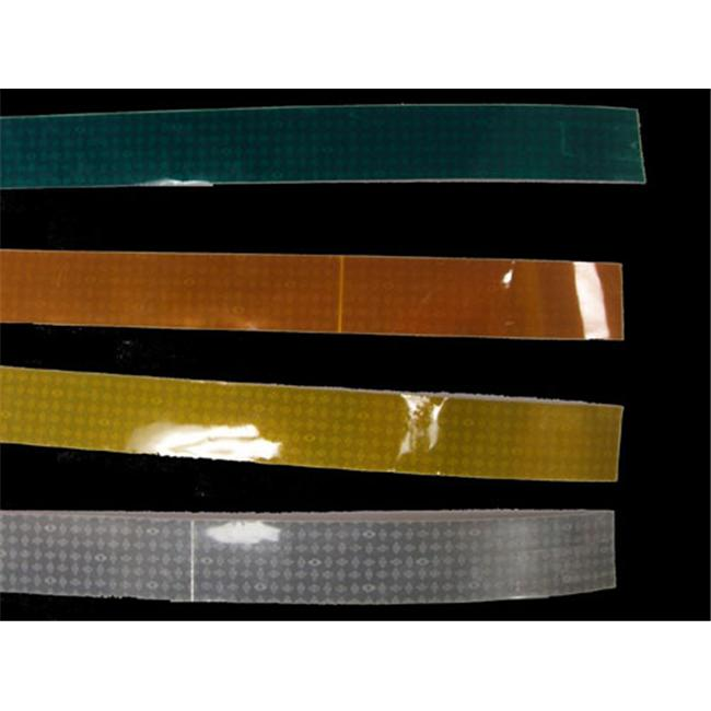 Bright Ideas RS4O Orange Reflective Tape by the Foot