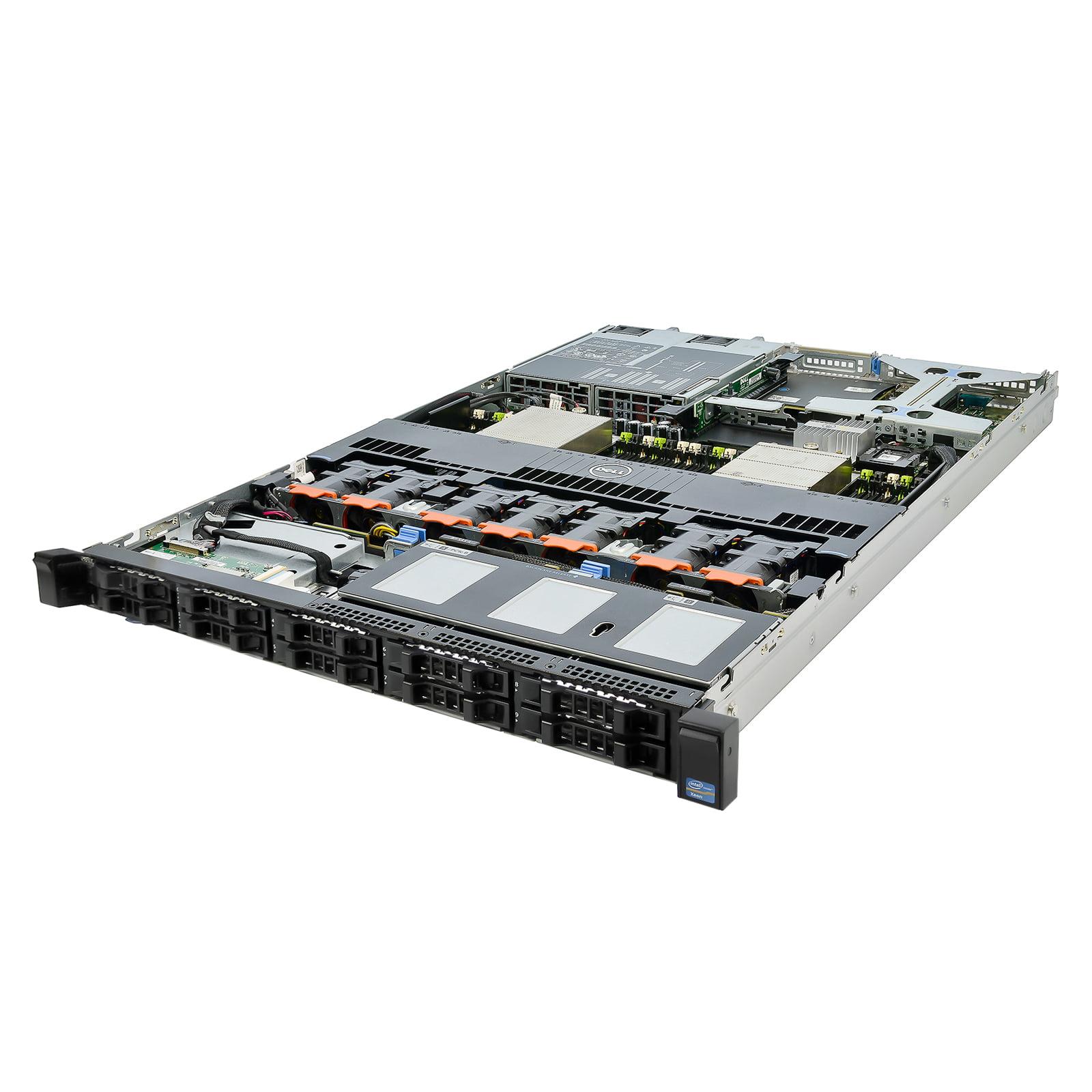 HIGH-END Dell PE R620 Server 2X 2.60GHZ E5-2650V2 8C 96GB...