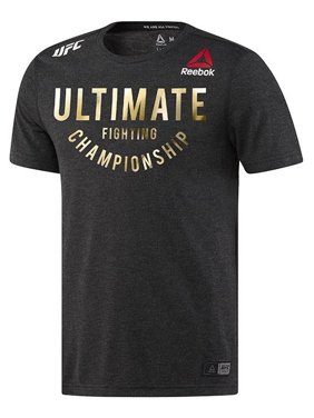 Men's Reebok Champion Authentic UFC Fight Night Walkout Jersey