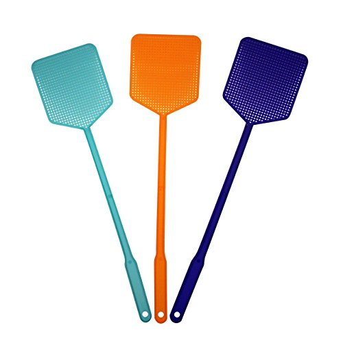JMK 02920 Fly Swatter Set 3-Piece