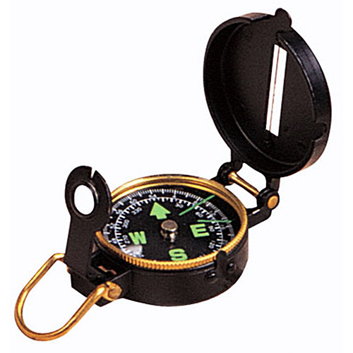 Stansport Metal Lensatic Compass