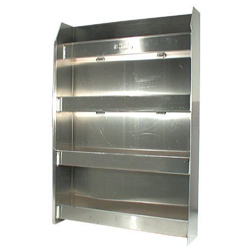 "Pit Pal Products 310 36"" x 24.5"" x 5.5"" Oil Storage Trailer Cabinet"
