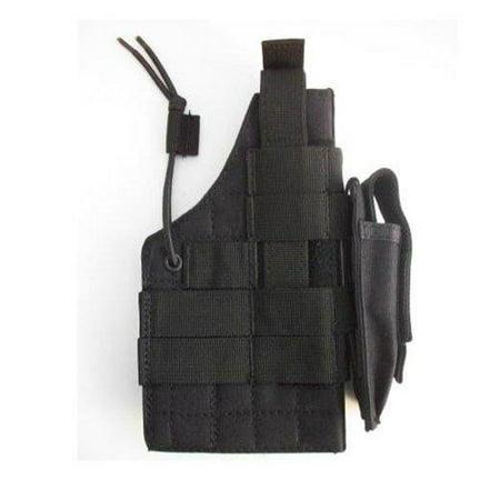 Condor #H-GLOCK Ambidextrous Pistol MOLLE Holster for Glock -
