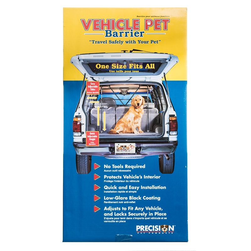 Precision Pet Vehicle Pet Barrier