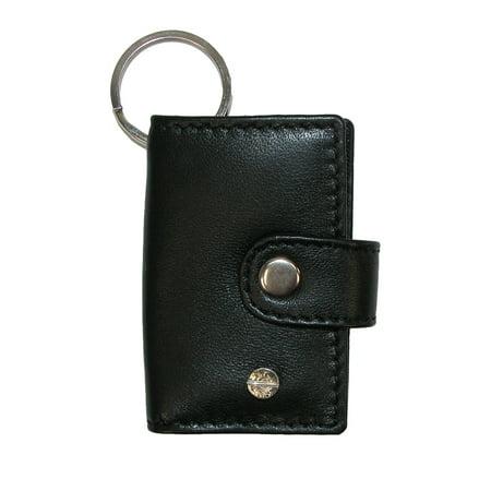 Leather Scan Card Key Chain Wallet (Card Wallet Key)