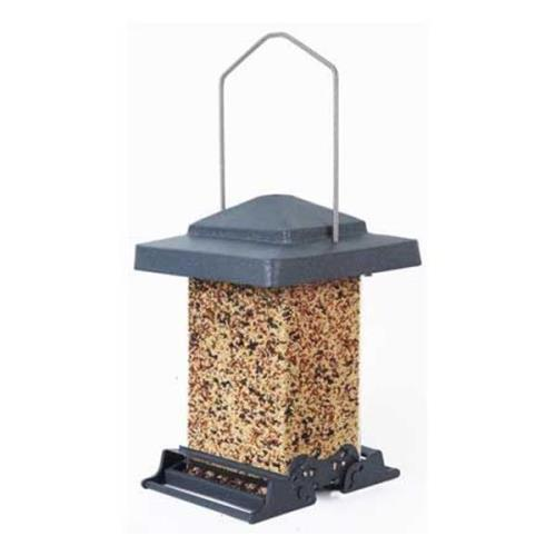 Heritage Farms Squirrel Proof Vista Hanging Bird Feeder