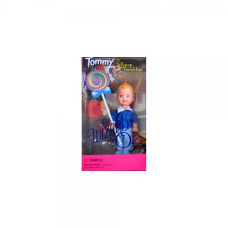 Barbie The Wizard of Oz TOMMY DOLL as LOLLIPOP MUNCHKIN (1999)