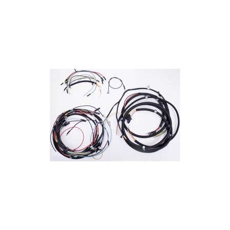 Omix 17201.04 Chassis Wire Harness For Jeep Willys