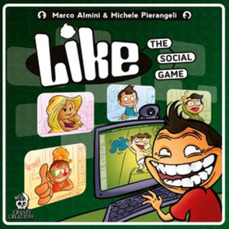 Like - The Social Game New (Best Family And Social Game)