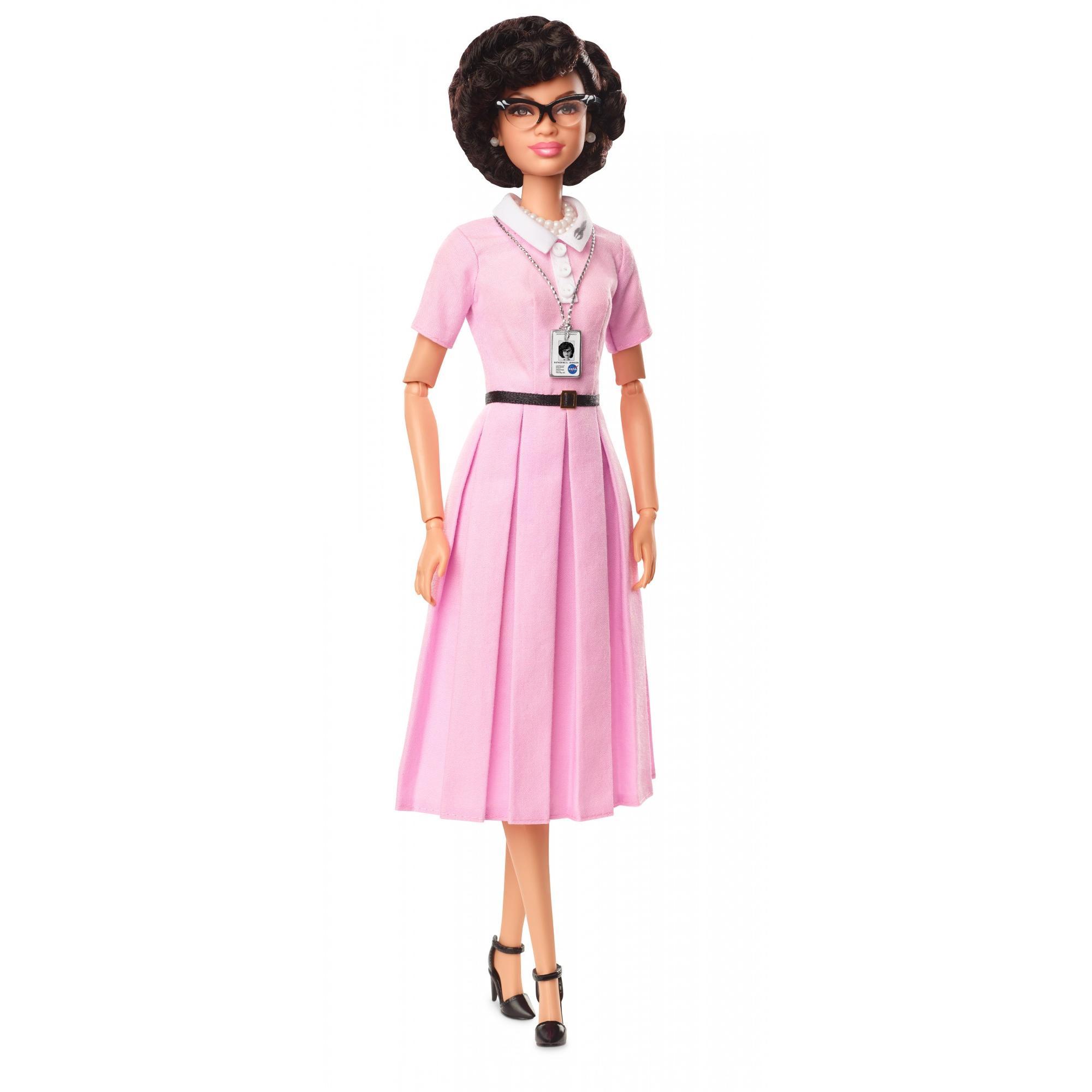 Barbie Inspiring Women Series Katherine Johnson Doll by Mattel