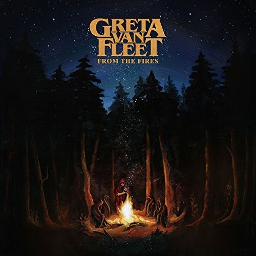 From The Fires (CD)