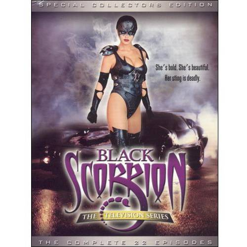 Black Scorpion: The Television Series (Special Collector's Edition) (Full Frame)