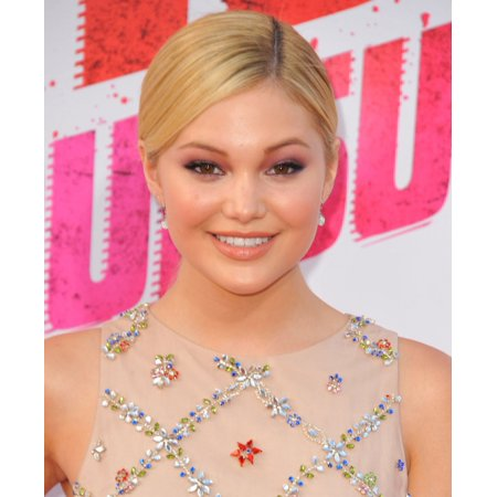 Olivia Holt At Arrivals For Hot Pursuit Premiere Tcl Chinese 6 Theatres Los Angeles Ca April 30 2015 Photo By Dee CerconeEverett Collection