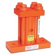 VIBCO 50-1-1/4 Pneumatic Vibrator,325 lb,5500 vpm,80psi