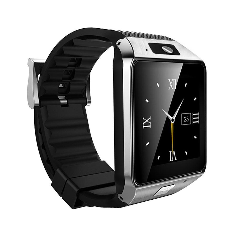 TechComm DZ09 Smartwatch & Fitness Tracker with Camera