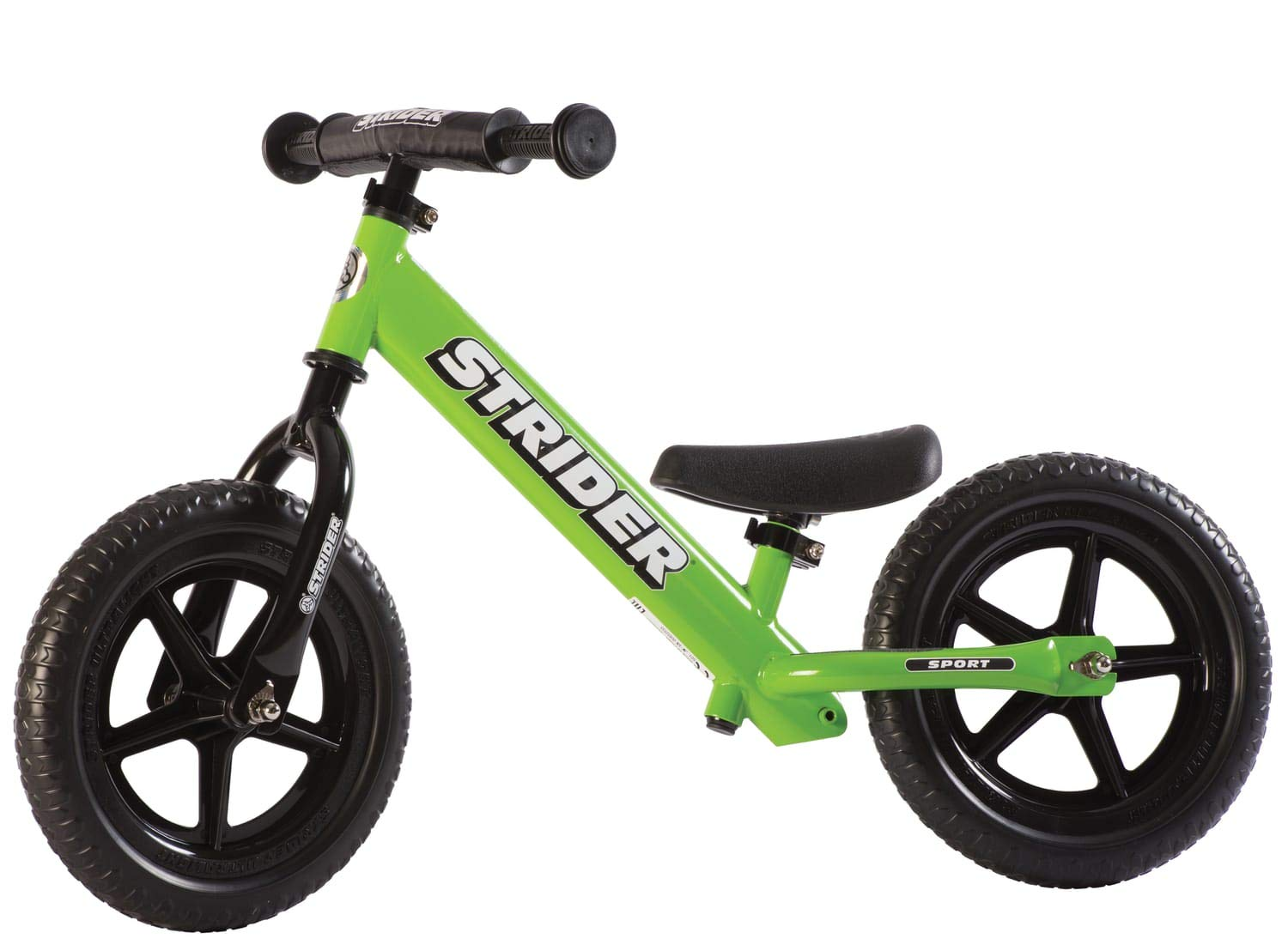 Ages 6 Months to 5 Years 12 Sport Baby Bundle with Balance Bike and Rocking Base Strider