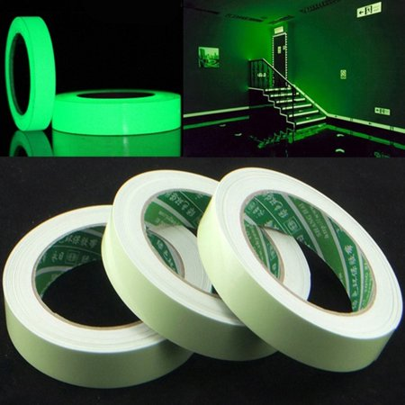 Luminous Tape Self-adhesive Glow In The Dark Safety Stage Home Decorations ()
