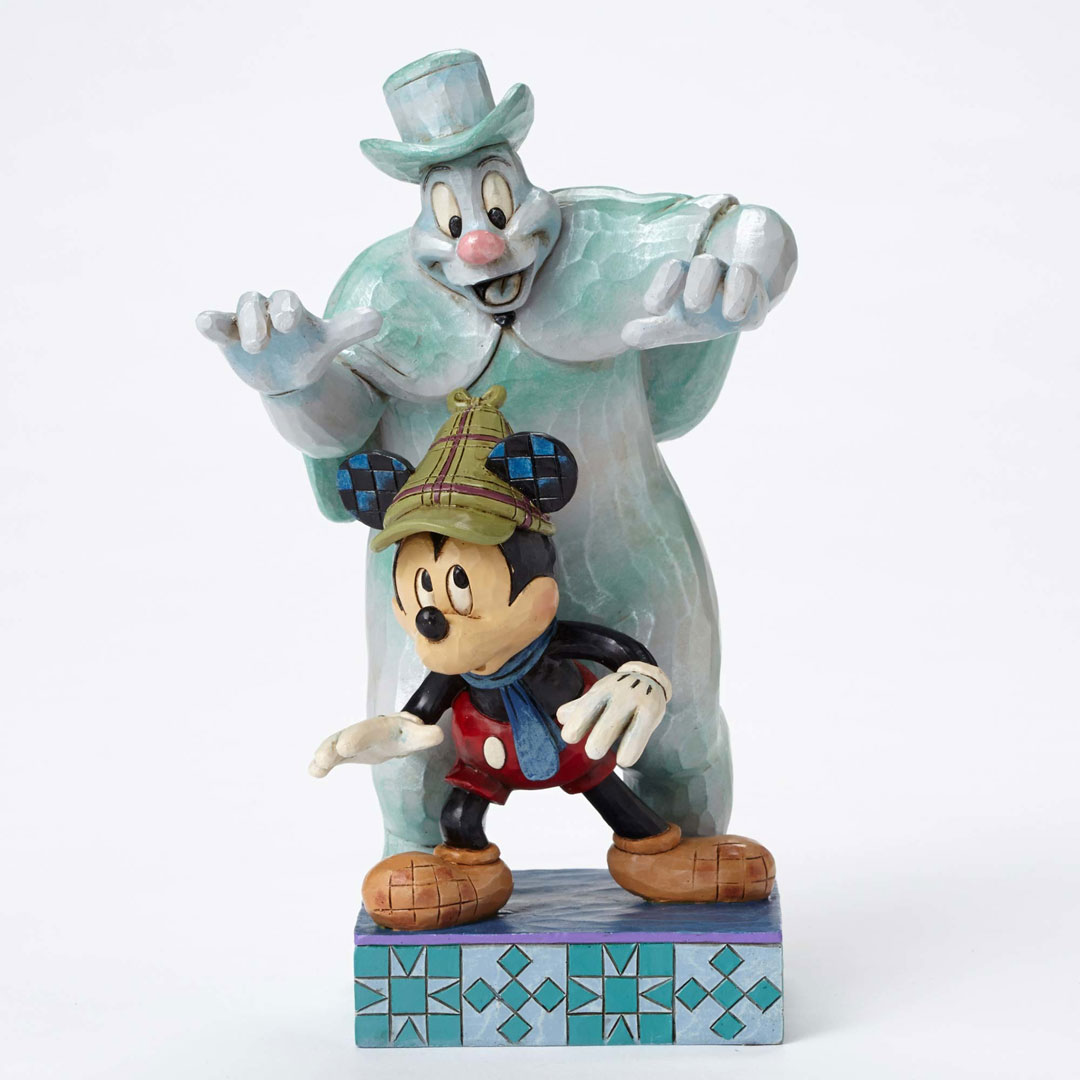 Disney Tradition Halloween 4051979 Mickey Mouse Lonesome ...