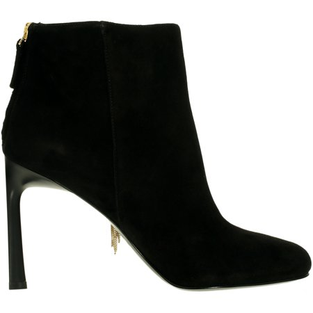 Nine West Women's Uloveit Suede Black Ankle-High Leather Boot - 10M - image 2 de 3