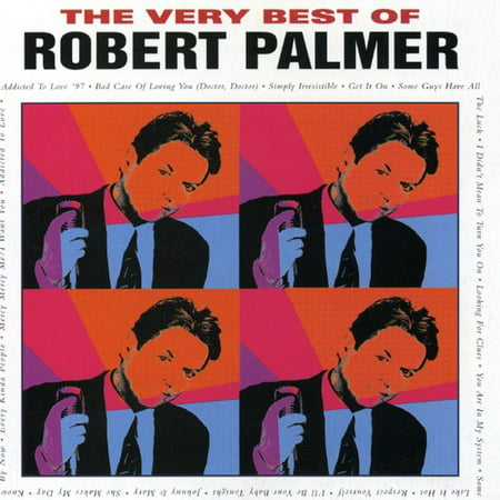 The Very Best Of Robert Palmer (Best Music Production Schools)