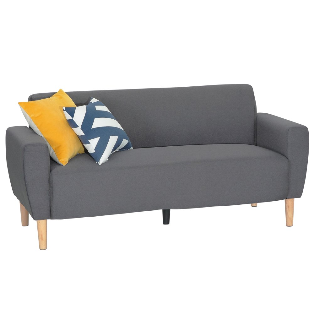Viscologic Mid Century Sofa For Small