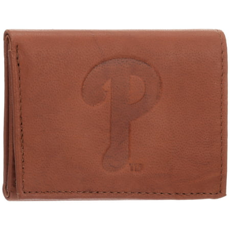 Rico Industries Inc. MLB Phillies Leather (Leather Mlb Wallet)