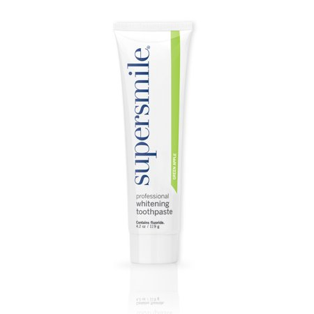 Supersmile - Professional Teeth Whitening Toothpaste Green Apple (4.2 oz.) - image 1 of 1