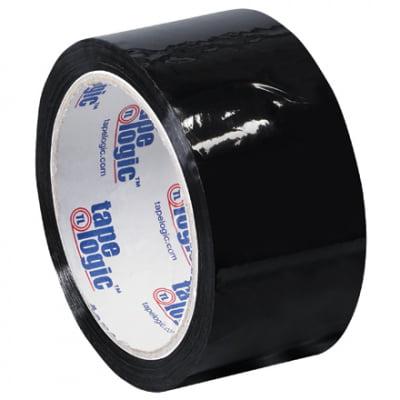 Black Carton Sealing Tape SHPT90122BK6PK