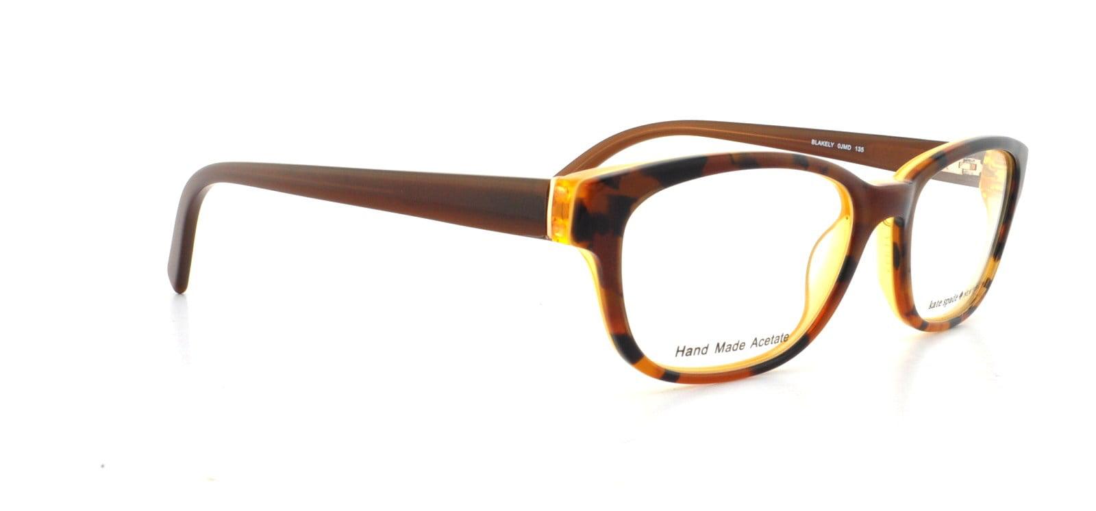bd795fa0796 KATE SPADE Eyeglasses BLAKELY 0JMD Tortoise Gold 50MM - Walmart.com