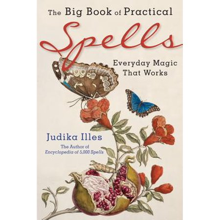 The Big Book of Practical Spells](Dark Magic Spell Book)