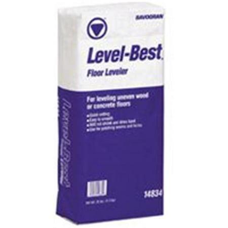 SAVOGRAN Level-Best 14834 Floor Leveler, 25 lb