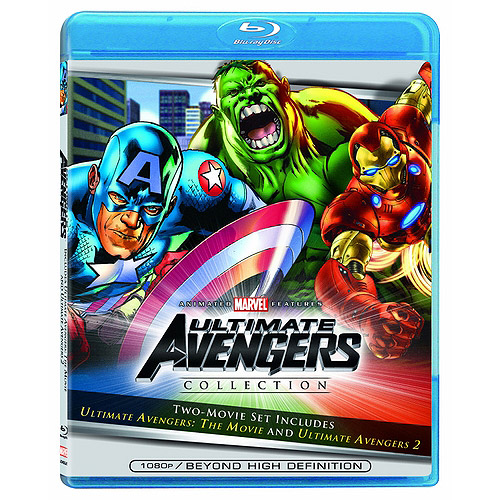 Ultimate Avengers 1 & 2 (Blu-ray) (Widescreen)