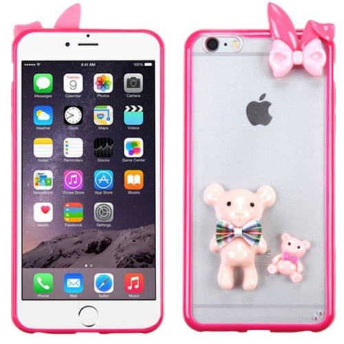Apple iPhone 6 Plus/iPhone 6S Plus MyBat Gummy Cover