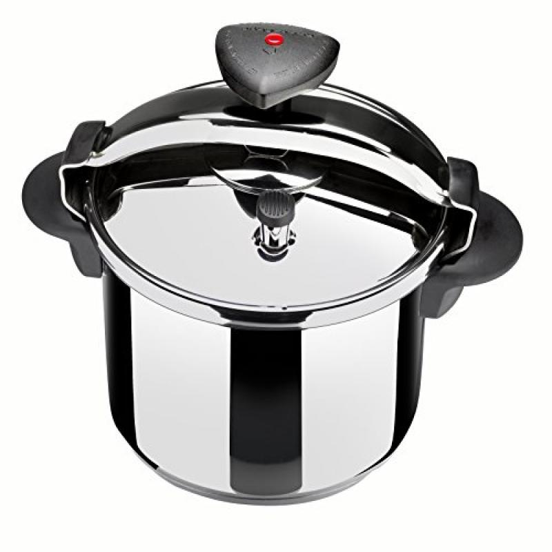 Star 4 Qts. Stainless Steel Pressure Cooker