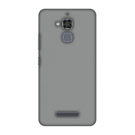 meet 06f50 62fa9 Asus ZenFone 3 Max Case, Premium Handcrafted Printed Designer Hard  ShockProof Case Back Cover for Asus ZenFone 3 Max ZC520TL - Neutral Grey
