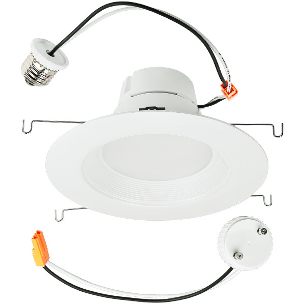 5-6 in. 19W Retrofit LED Downlight, 100W Equal, 1200 Lumens, 4000K. Dimmable, CM56DL-7106-940