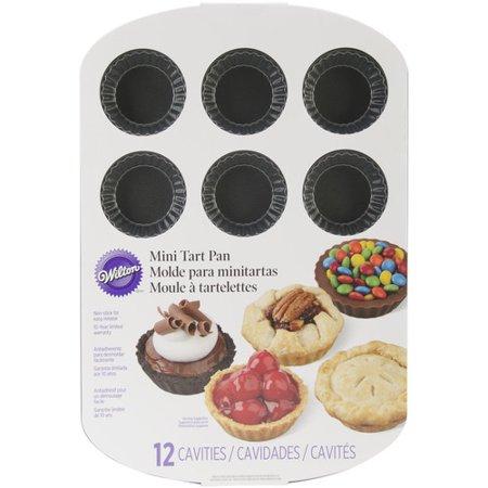 Wilton 12-Cavity Mini Tart Pan -