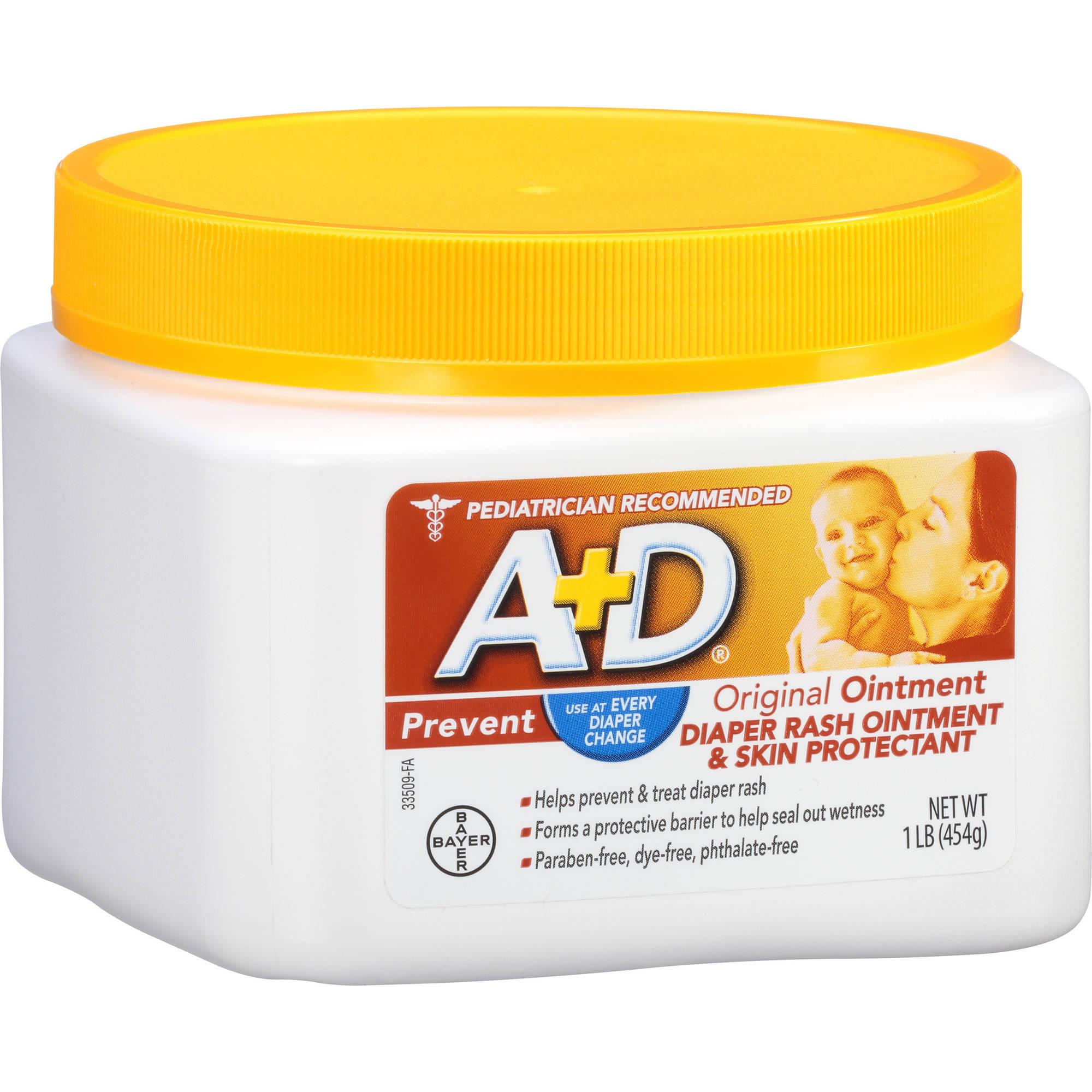 Image of A+D Original Ointment Jar, 1 Pound