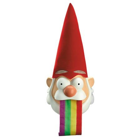 Disney Gravity Falls Barfing Gnome Mask Adult Costume - Disney Masks