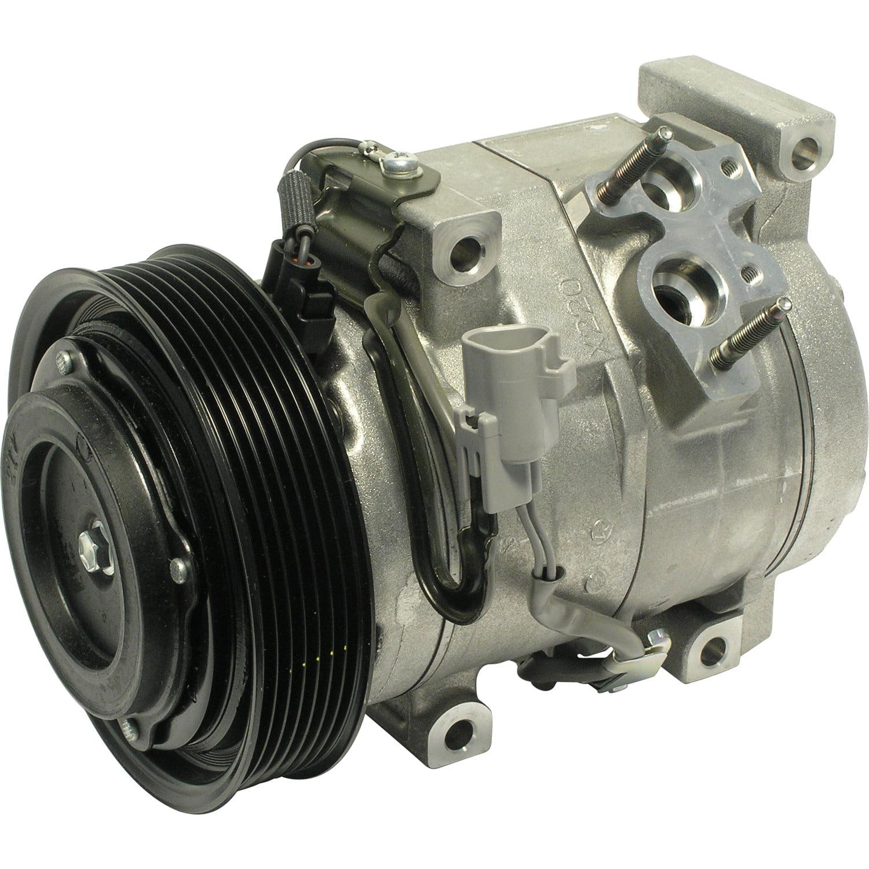 New UAC CO 10768C A/C Compressor -- 10S17C Compressor Assembly