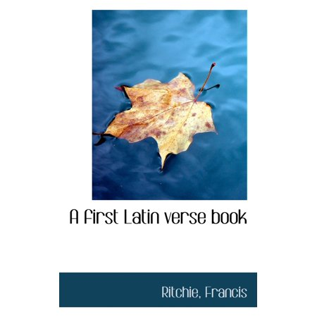 A First Latin Verse Book