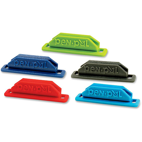 TOPS Pen Pal Pen Holder, 1 Holder, Will Receive Assorted Color
