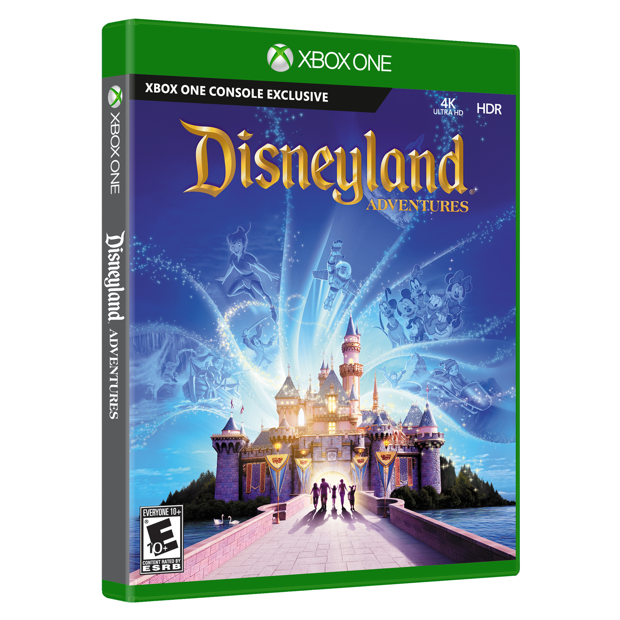 Disneyland Adventures, Microsoft, Xbox One, 889842226423
