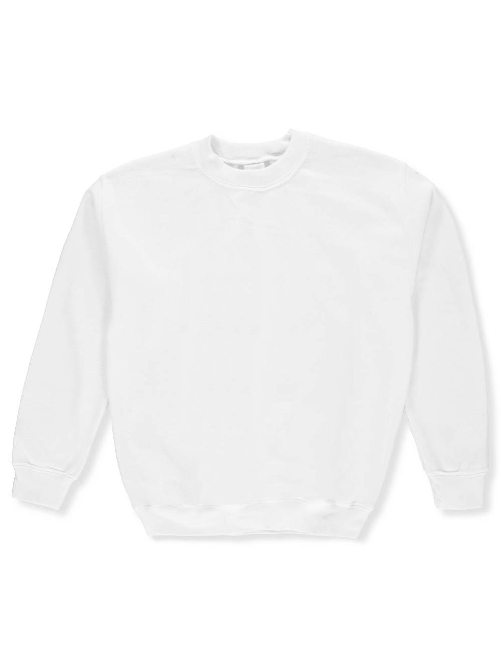 Purple Small Clique Basic Big Boys Comfortable Fleece Sweatshirt