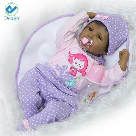 Deago Reborn Baby Doll 22