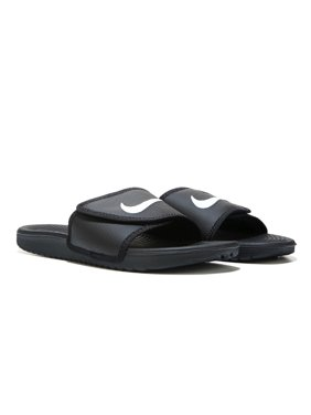Free shipping. Product Image. Nike KAWA Men s Adjustable Slide Sandal (Black 7eff95b0d