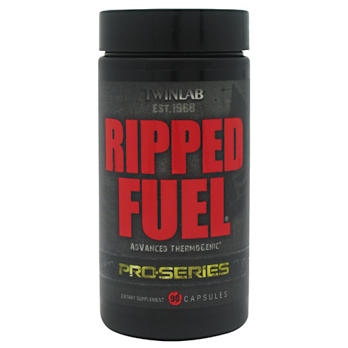 TwinLab Pro Series Ripped Fuel, 90 Capsules