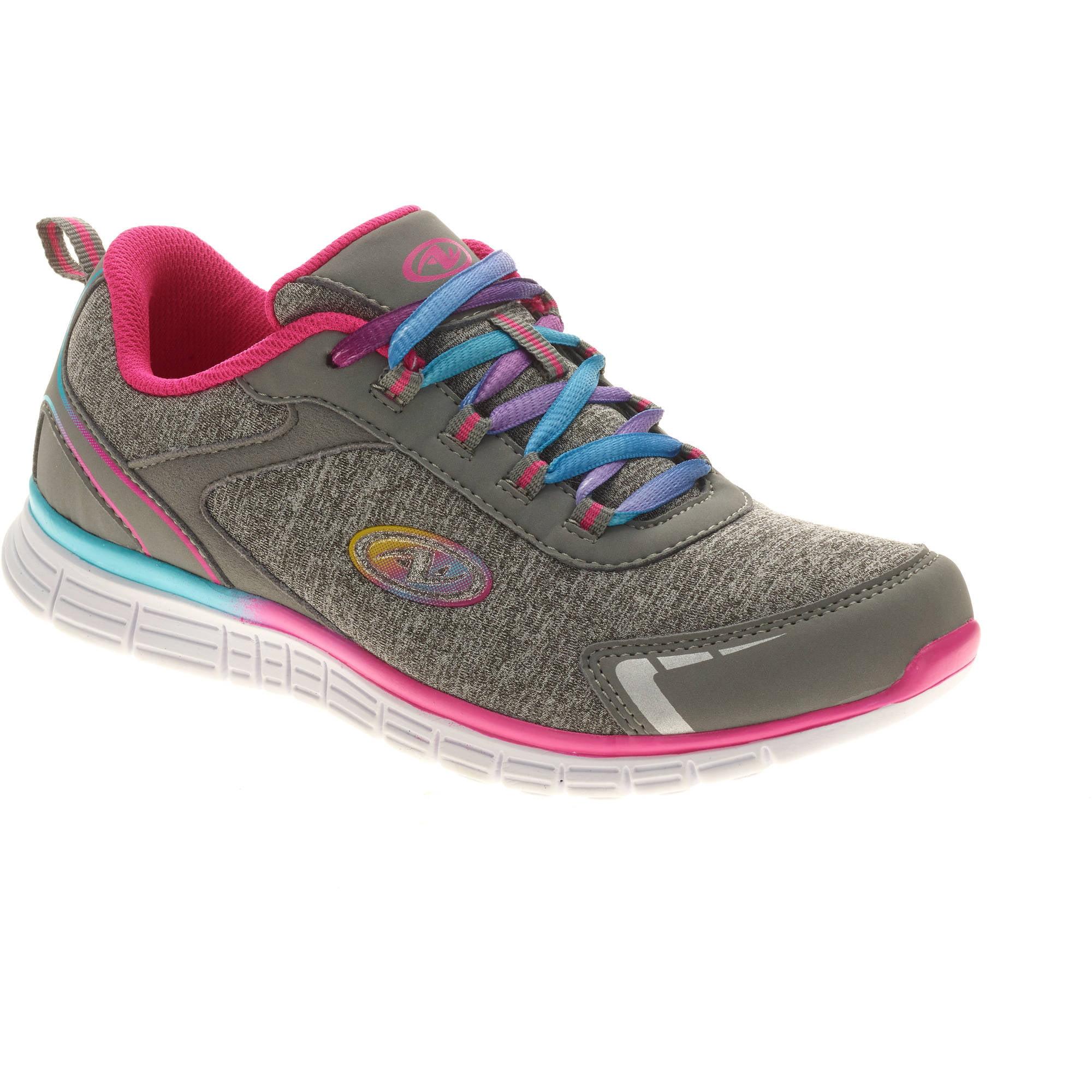 Athletic Works - Girls  Lightweight Athletic Shoe - Walmart.com bbd7727cd0a
