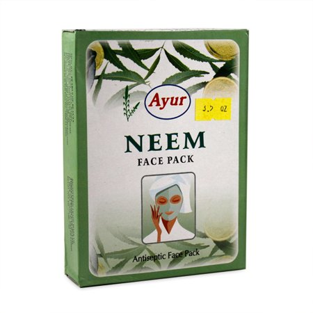 Neem Face Pack (Mask) by Ayur (100g Mask)